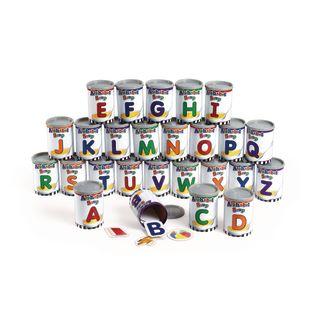 Alphabet Soup Sorters - 192 pieces