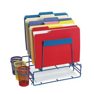 Desktop Secretary - File and Supplies Organizer