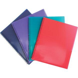 8-Pocket Student Homework Organizers