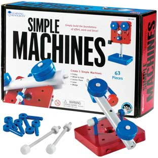 Simple Machines Set