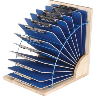 Store More® Clipboard Stand