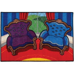 Really Good Buddy Rugs™ - Castle - 1 rug