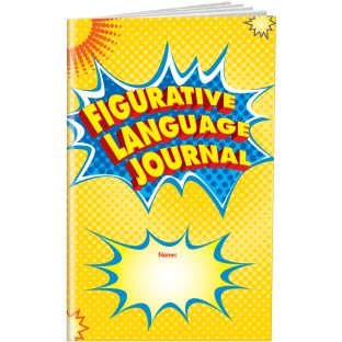 Figurative Language Journals - 12 journals