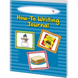 How-To Writing Journals - 12 journals