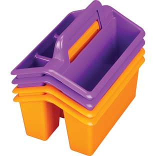 Group Colors Expansion Pack - Four-Compartment Caddies