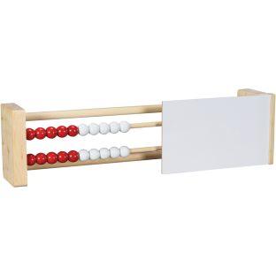 20-Bead Demonstration Rekenrek - Wood - 1 rekenrek