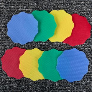 Carpet Mark-Its™ - 4 Colors