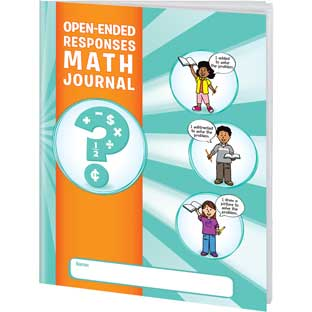 Open-Ended Responses Math Journals - 12 journals