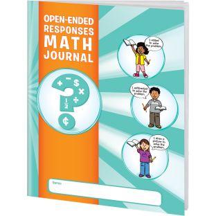 Open-Ended Responses Math Journals - 12 journals