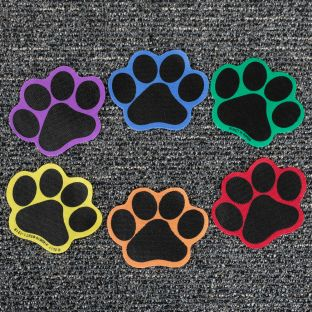 Carpet Mark-Its™ - Paws