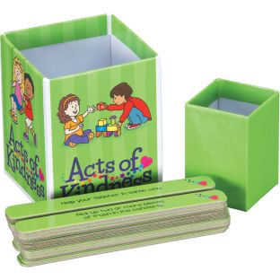 Acts of Kindness Double Cup Management System  - 1 box, 30 sticks
