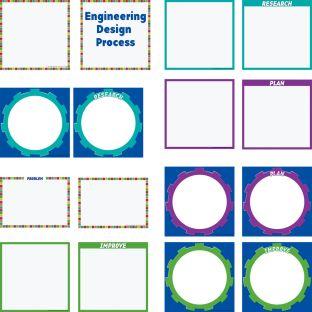 Engineering Design Process Pocket Chart™ Cards Refill