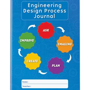 Engineering Design Process Journals - 12 journals