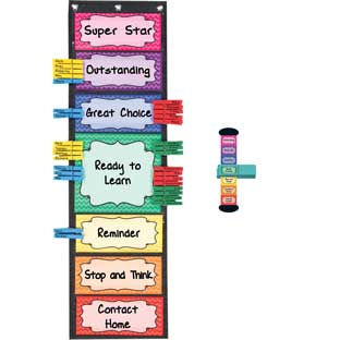 Classroom Behavior Tracking Kit