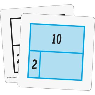Proportional Part-Part-Whole Flash Cards - 135 cards