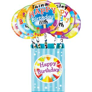 Classroom Birthdays Kit
