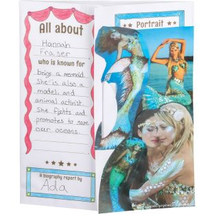 Ready-To-Decorate® Lapbooks - Biographies
