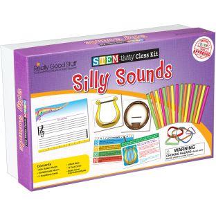 STEM-tivity™ Class Kits - Silly Sounds - 1 multi-item kit