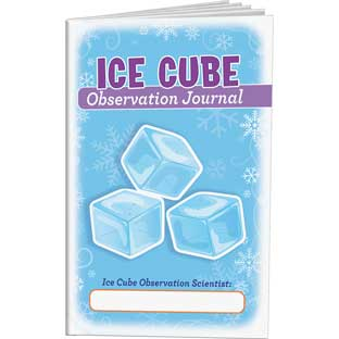 Ice Cube Observation Journals