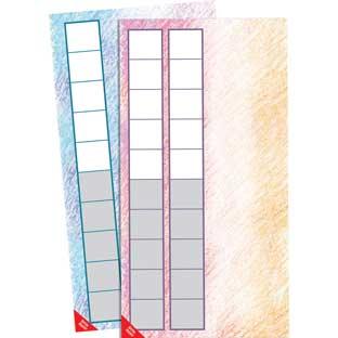 1 X 10 Ten-Frame Mats