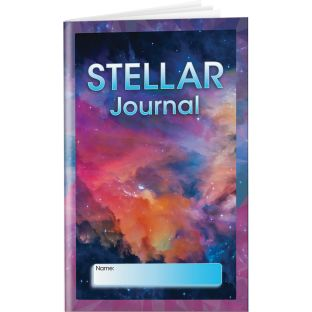 Galaxy Themed Journals - 12 Pack