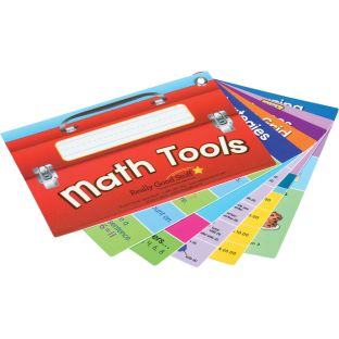 Math Tools Fans - Primary - 6 fans