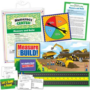 Measure And Build Numeracy Center™
