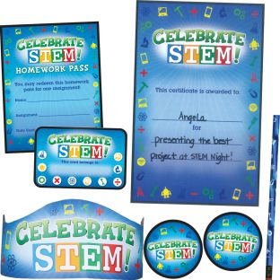 Celebrate STEM! Kit - 1 multi-item kit