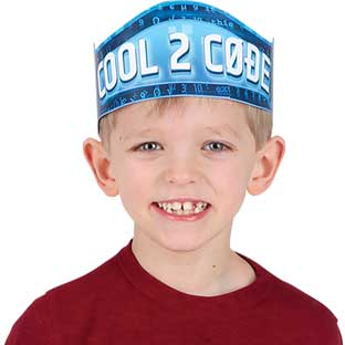 Cool 2 Code™ Crowns - 24 crowns