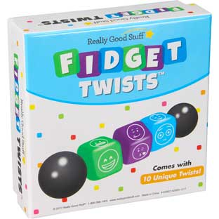 Fidget Twists™ - 10 twists