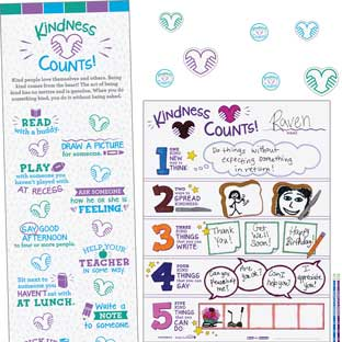 Kindness Counts Kit - 1 multi-item kit