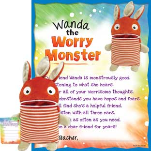 Worry Monster Kit