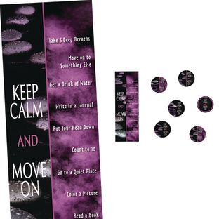Keep Calm And Move On Kit