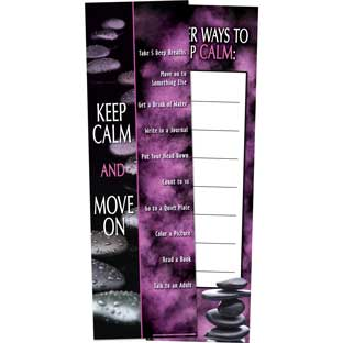 Keep Calm And Move On Banner