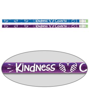 Kindness Counts Pencils - 12 pencils