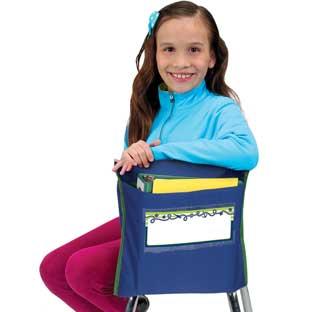 Nautical Store More® Deep-Pocket Chair Pockets