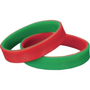 """Express Yourself"" Silicone Bracelets"
