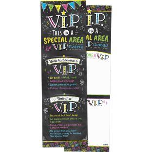 V.I.P. Banner
