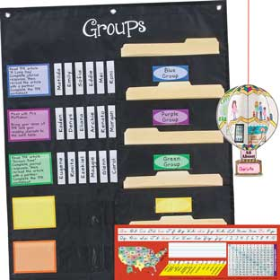 Intermediate Classroom Supplies - Economy Kit