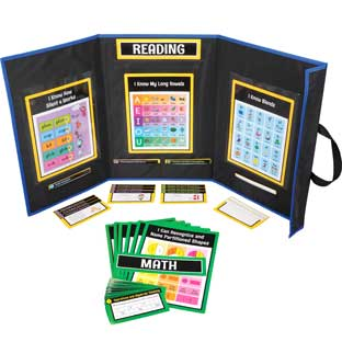 Math And Reading Center Work Office Kit - Grade 1