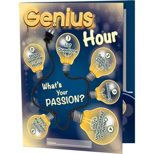 Genius Hour 2-Pocket Folders