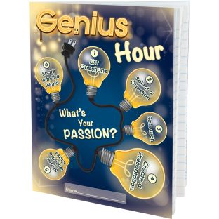 Genius Hour Journals - 12 journals