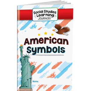 Social Studies Learning Journals™ - American Symbols