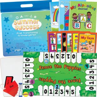 Summer Success Kit - Pre-K Transitioning To Kindergarten - 1 multi-item kit