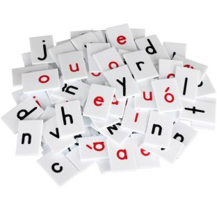 EZread™ Spanish Letter Tiles