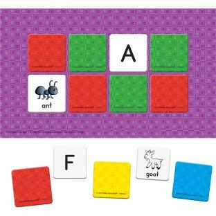 Alphabet Memory Game - 104 sticks