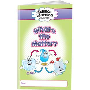 Science Learning Journals™ - What's The Matter? - 24 journals