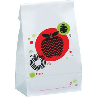 Apple Paper Bags - 36 bags