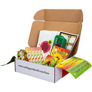 Teacher Gift Box - Apples