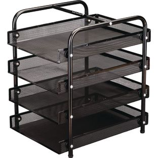 Desktop Supplies Station - 1 tiered organizer